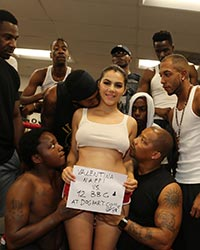 Valentina Nappi's Second Appearance 1st Black Cock