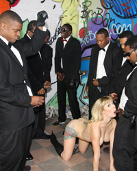 Adrianna Nicole Big Black Dick Photos Bro-Bang Pix