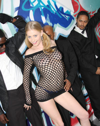 Blacks On Blondes Mpegs Allie James