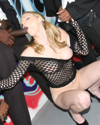 Allie James Blacks On Cougars Megaupload