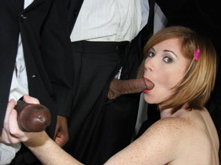 Allison Wyte Big Black Dick
