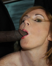 Allison Wyte Black Dick Sucker