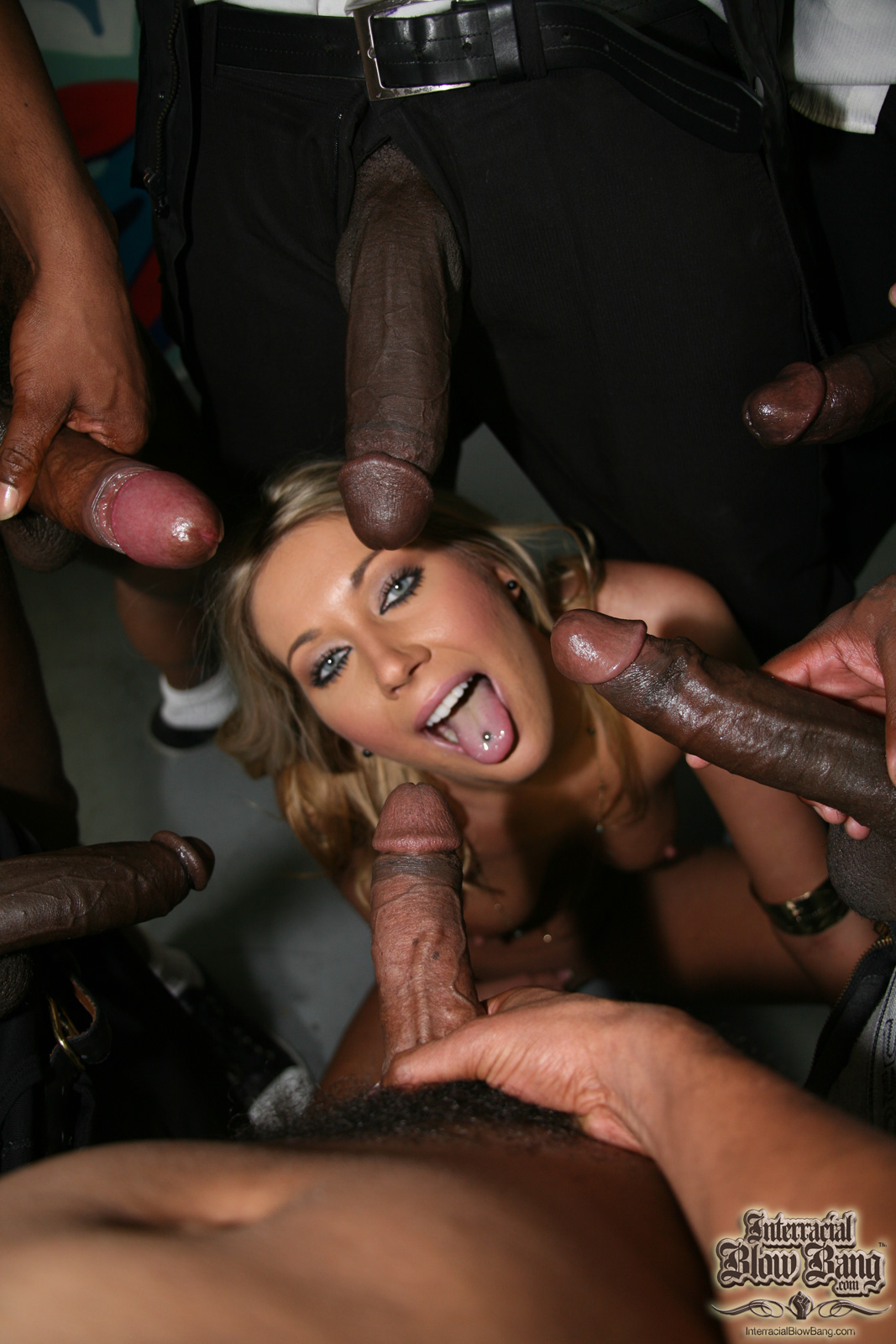 Cherry brady interracial