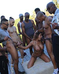 Brooklyn Chase Black Cock Movie