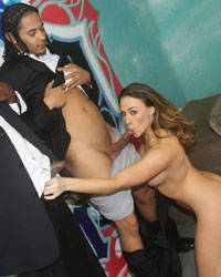 Chanel Preston Loves Black Cock