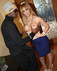 Black On Blondes Cherie DeVille