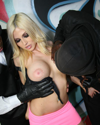 Christie Stevens Blacks On Blondes Video