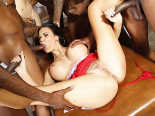Exaggerate. Jasmine jae interracial dogfart words... Willingly