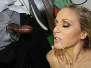 Julia Ann Black Dick Fucks