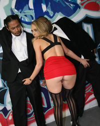 Kagney Linn Karter Interracial Cuckold Sex