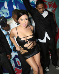 London Keyes Hardcore Black Dick