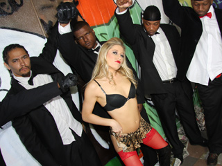 Paris Gables Blacks On Blondes Galleries