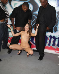 Riley Reid Black Cock Christmas